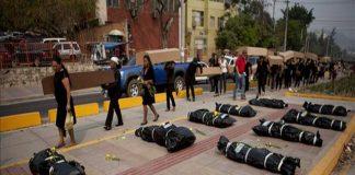 Feminicidios en Honduras