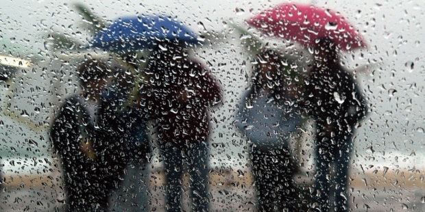 Pronostican un fin de semana lluvioso en Honduras