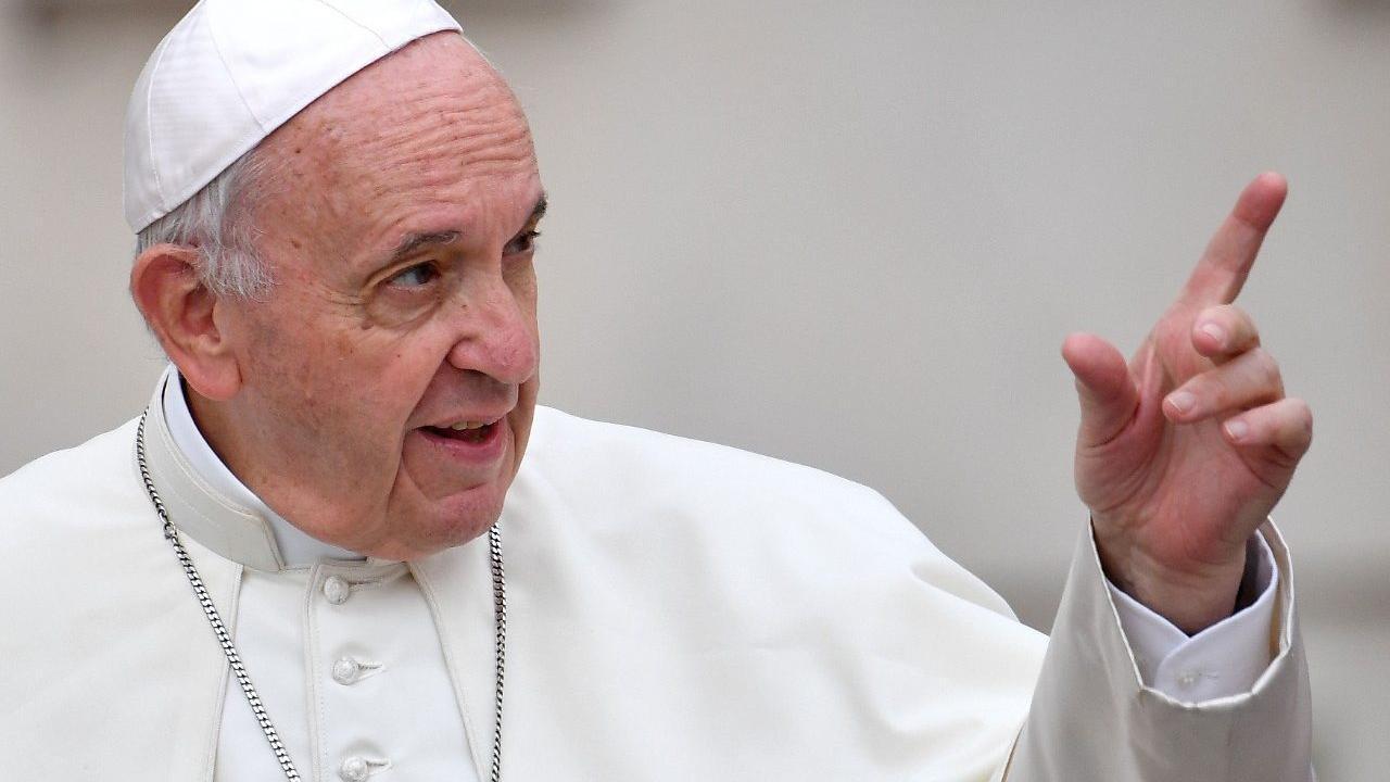 """""""Todo será distinto"""": el papa Francisco visualiza el futuro de la humanidad tras el covid-19"""