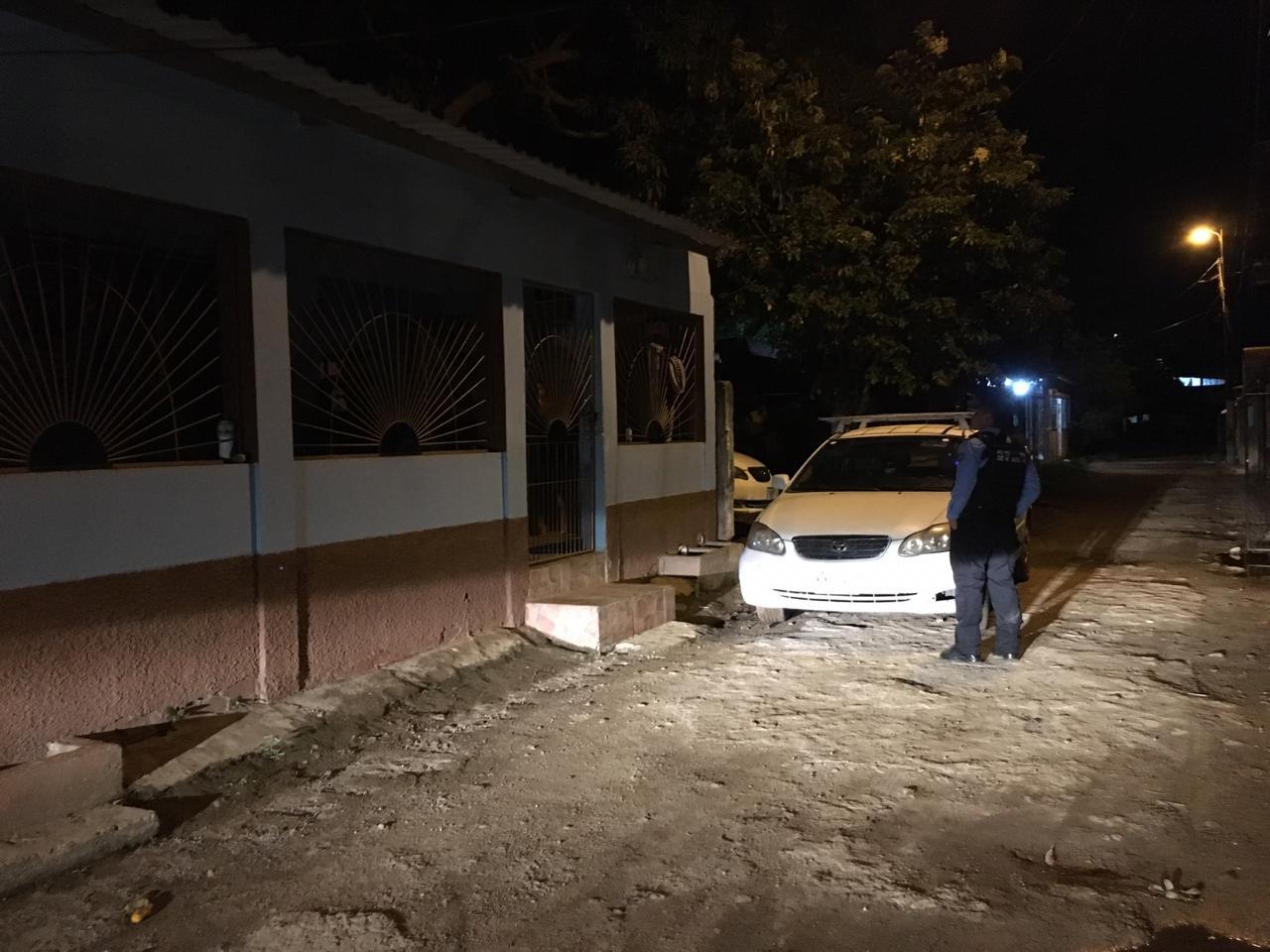 Dos muertos y un herido deja balacera en Tegucigalpa