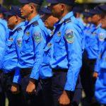 Policías coronavirus