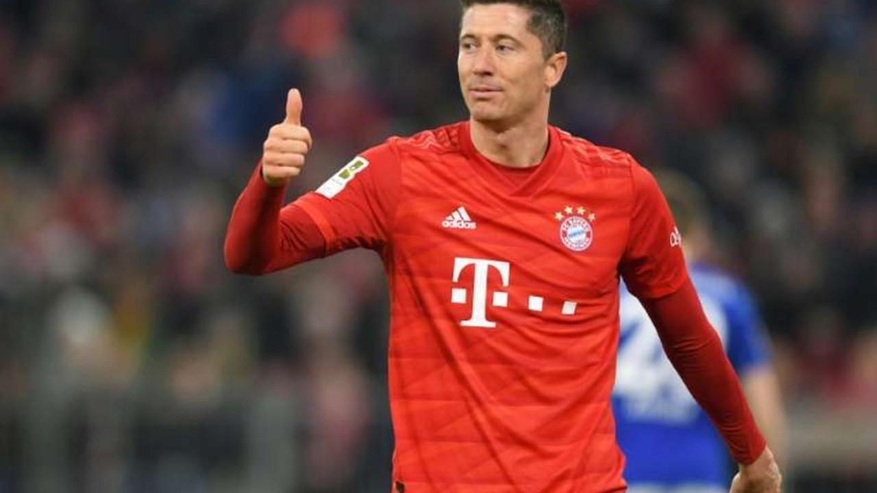 Lewandowski lidera tabla de máximos goleadores europeos ¿ganará su primera Bota de Oro?