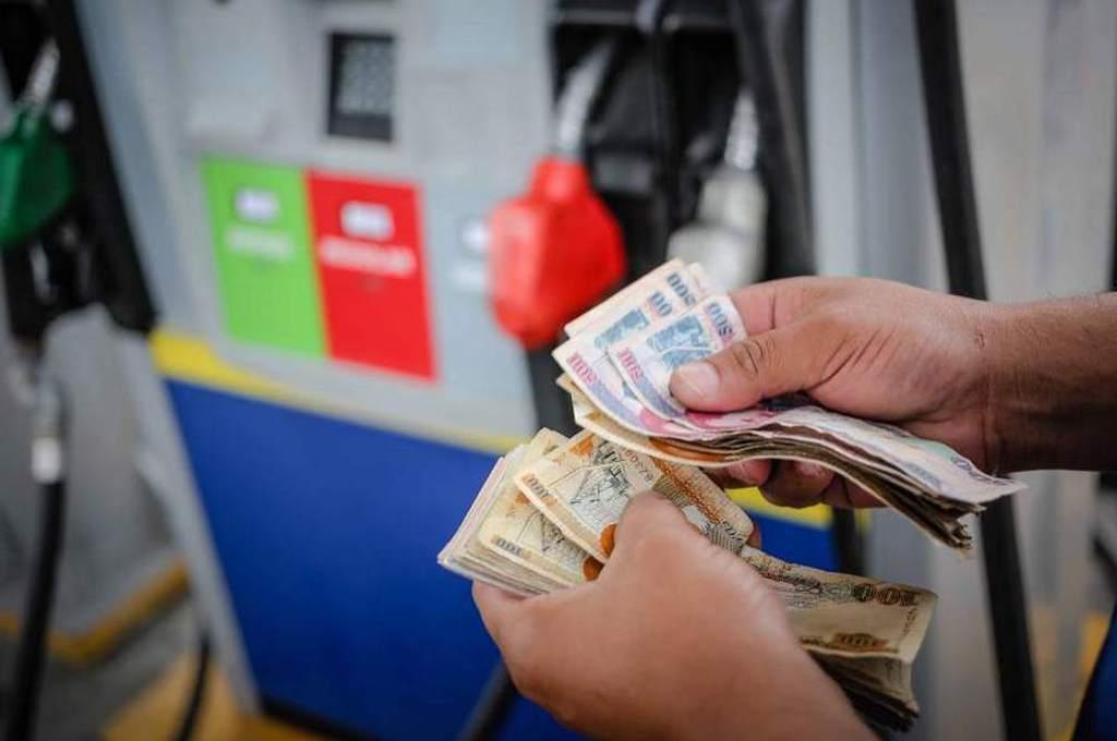 Todos los combustibles aumentarán de precio a partir del próximo lunes en Honduras