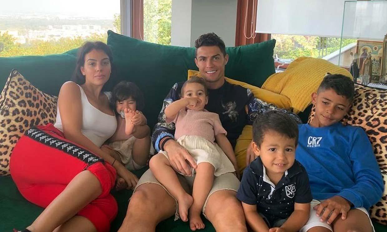 Conozca la golosina que los hijos de Cristiano Ronaldo no pueden comer