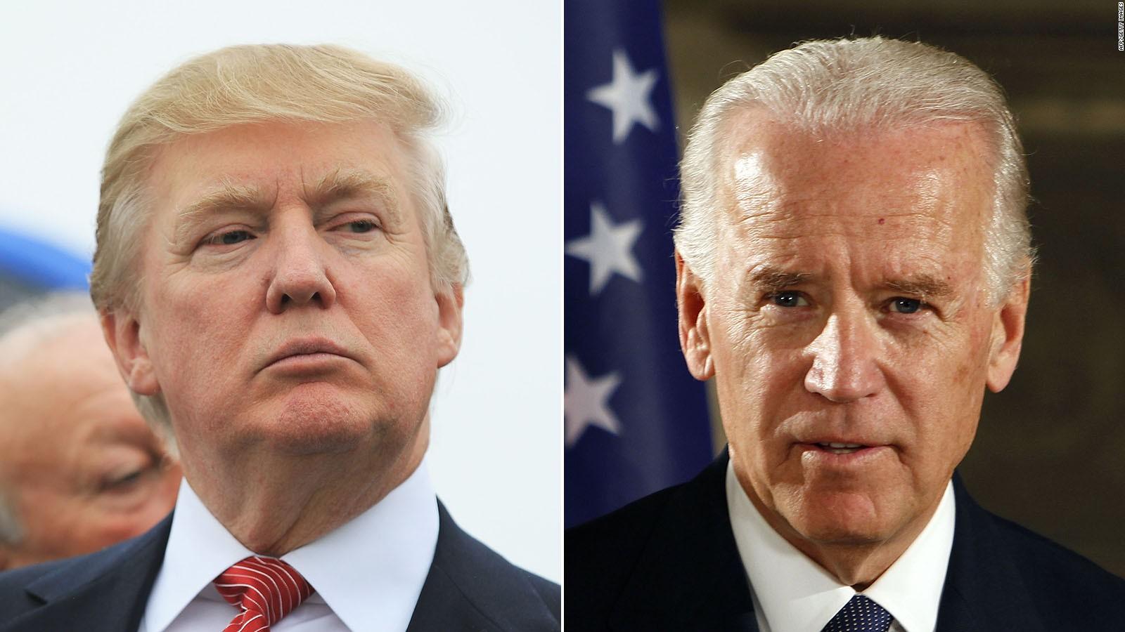 Por 11 puntos Joe Biden supera a   Trump en nuevo sondeo electoral