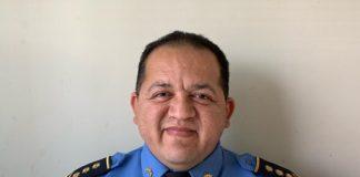 Gustavo Sánchez, agregado policial de Honduras en Washington DC
