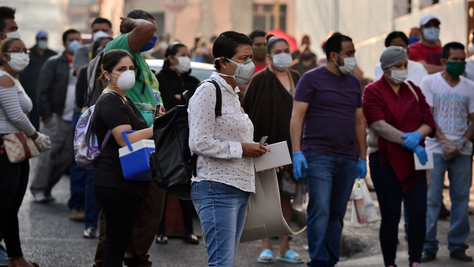 El alivio financiero y los efectos de la pandemia del coronavirus en Honduras