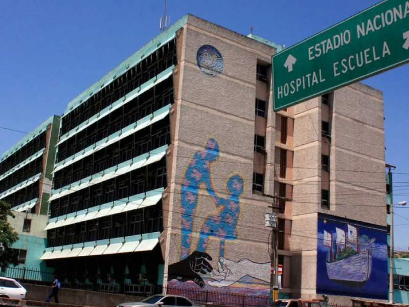 Once personas han muerto por coronavirus en las últimas 24 horas en el Hospital Escuela de Tegucigalpa
