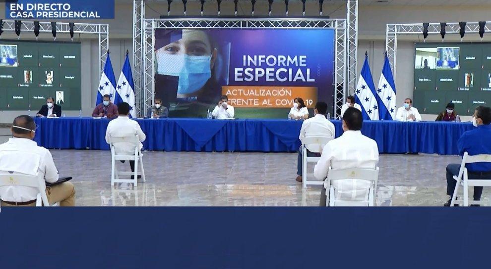 Oficialmente el próximo 8 de junio es la reapertura inteligente de la economía en Honduras