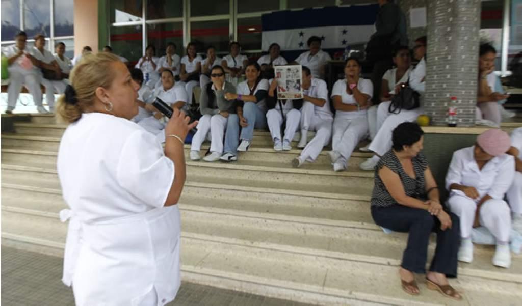 Más de 90 enfermeras y enfermeros han dado positivo al coronavirus en Honduras