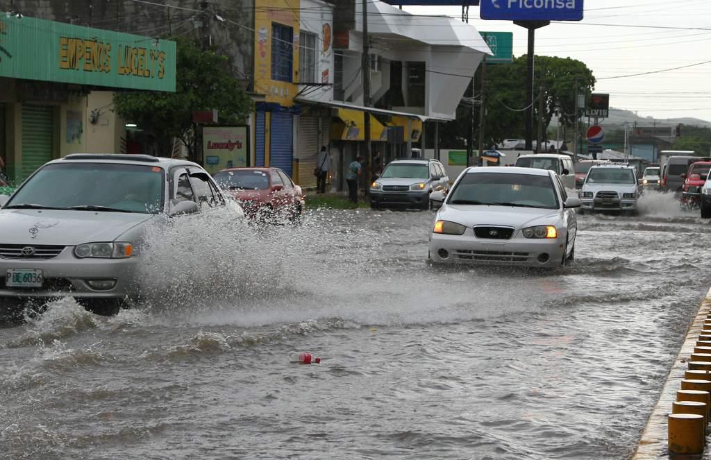 Pronostican lluvias por 48 horas más en varias partes de Honduras