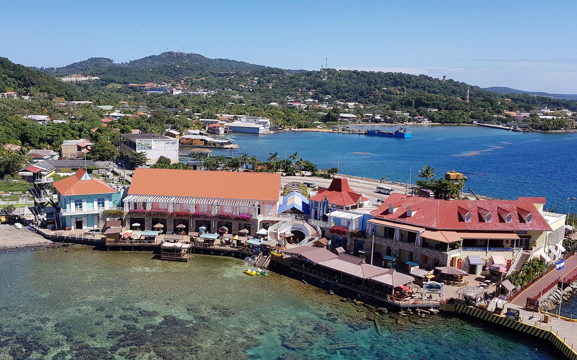 Por covid-19, proponen cerrar por 14 días municipios José Santos Guardiola y Roatán, en Islas de la Bahía