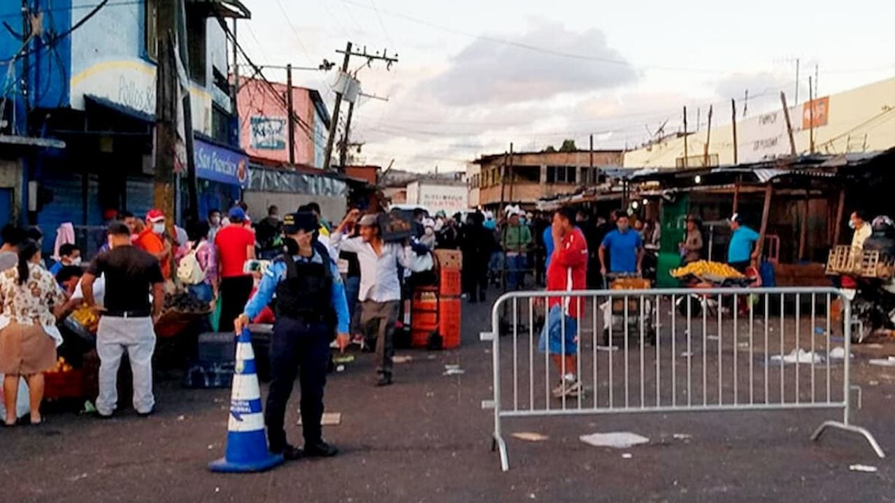 Anuncian reapertura del mercado Zonal  Belén de Comayagüela