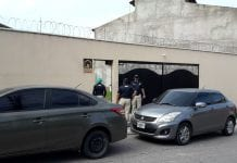 Ministerio Público allana casa Bográn