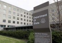 Departamento de estado reanudará actividades