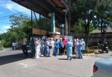 Protestas enfermeras honduras