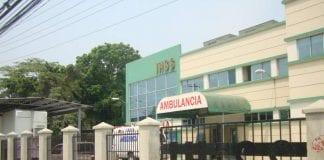 IHSS en San Pedro Sula.