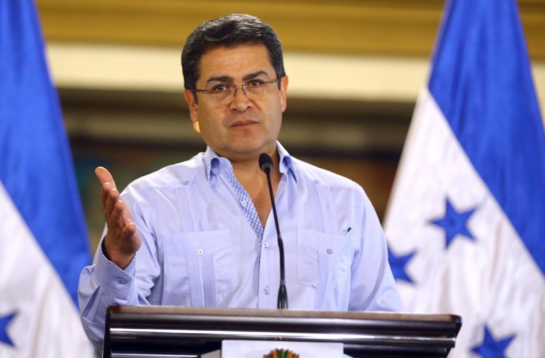 """Presidente Hernández manda un mensaje a quienes critican su gestión ante la pandemia: """"busquen oficio"""""""