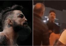 perry luchador UFC