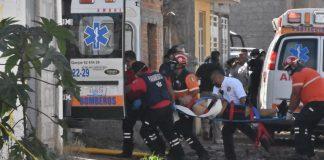 Suceso sangriento en mexico
