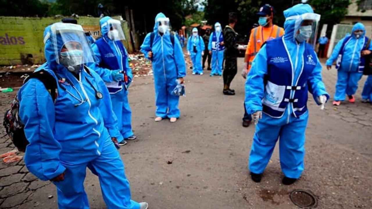 Médicos hondureños revelan qué se debe hacer para que brigadas casa por casa sean efectivas contra el covid-19