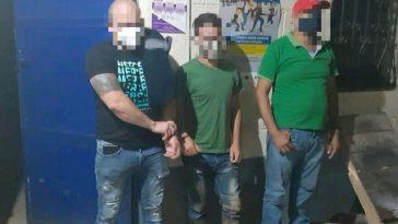 hondureños detenidos guatemala honduras