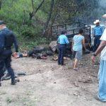 masacre la guatilla yoro honduras