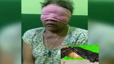 vendedora de droga supuestamente descuartizada en mexico.