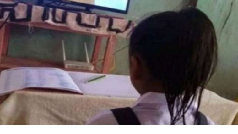 menores sin acceso a internet honduras