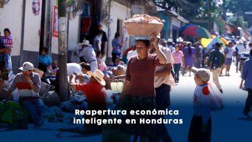 coronavirus honduras reactivación económica