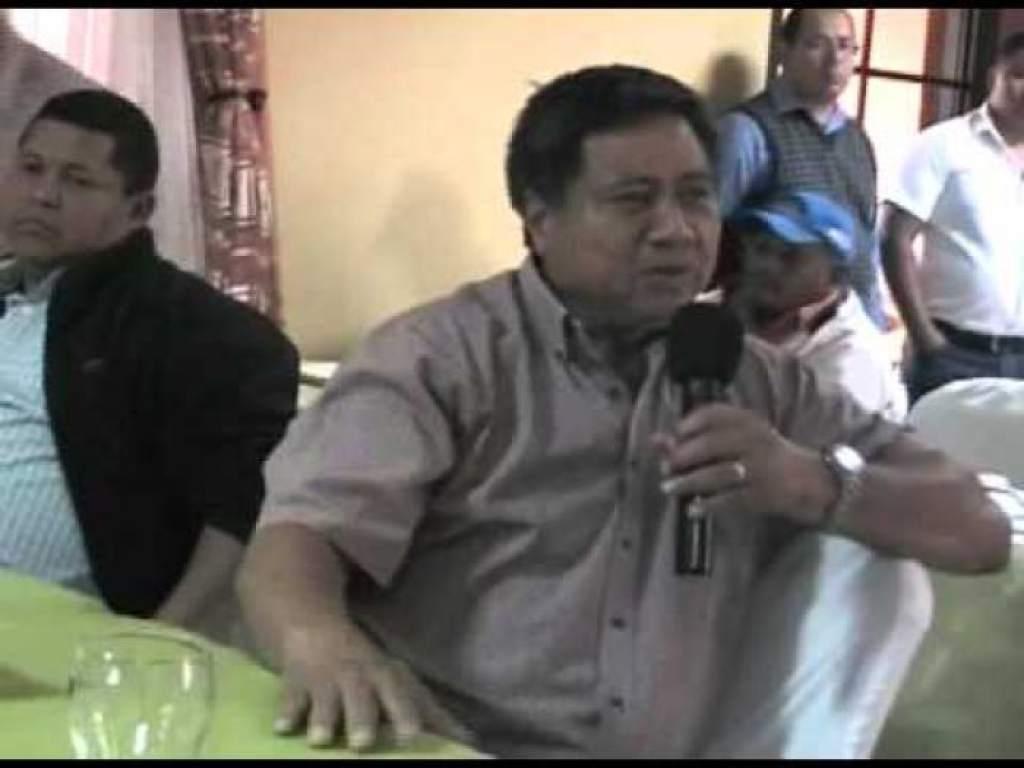 Hospitalizado el alcalde de Taulabé, Comayagua, debido a complicaciones por el coronavirus