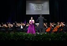 Concierto de Melina Pineda
