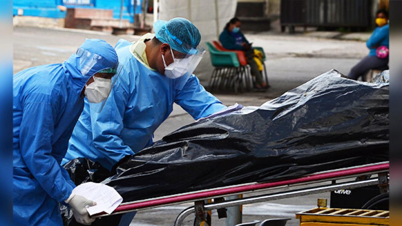Muere odontólogo por covid-19 antes de ser atendido en la carpa del Hospital Escuela de Tegucigalpa