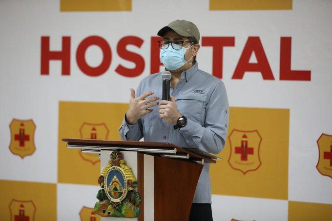 Juan Orlando Hernández recibe el alta médica, pero continuará en cuarentena por coronavirus