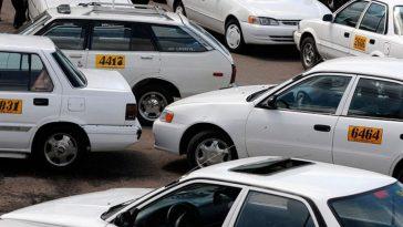 taxis en la capital