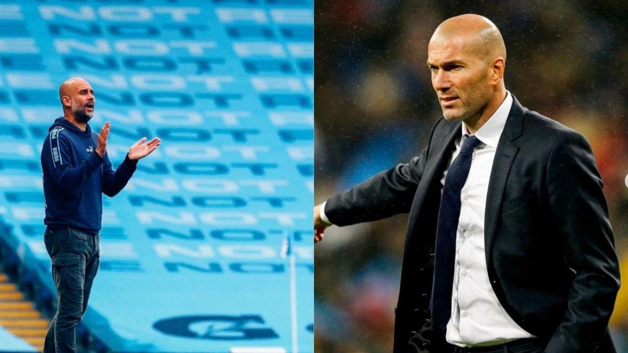Zidane hace muy bien el fútbol en los buenos y en los malos momentos, afirma Pep Guardiola