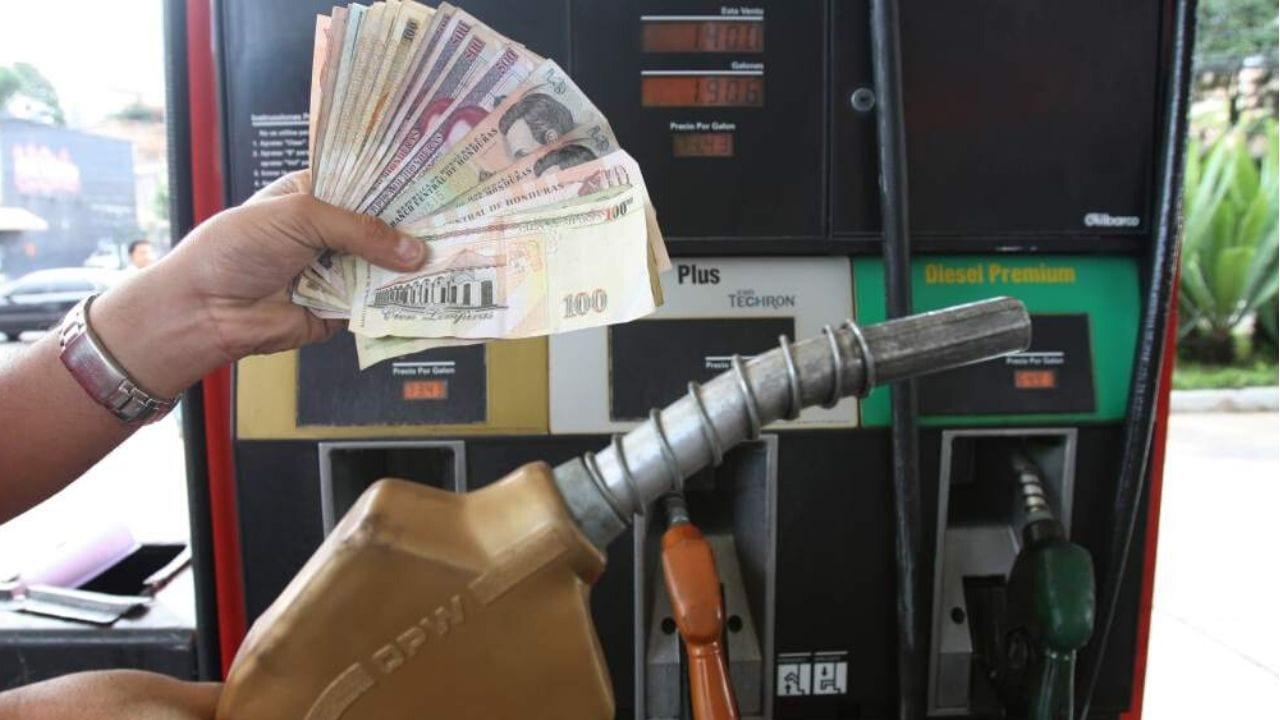 Aquí el nuevo precio de los combustibles en Honduras