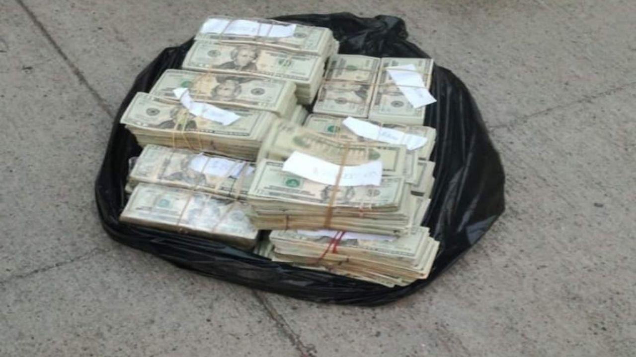 En poder de más de 300 mil lempiras y 17 mil dólares capturan a cuatro personas en La Ceiba
