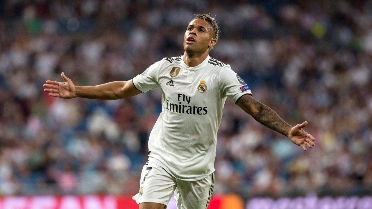Mariano jugador del Real Madrid da positivo al coronavirus