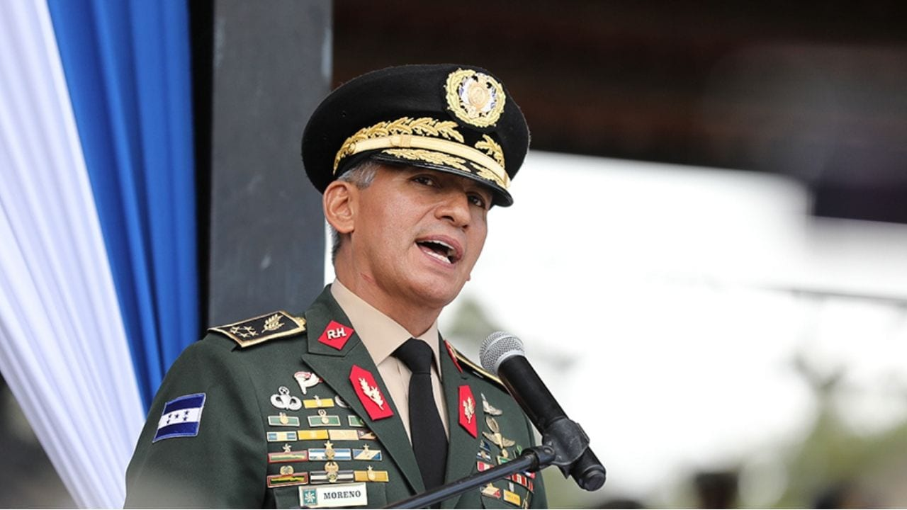 """General Tito Livio Moreno a quienes critican manejo de la pandemia: """"si van a ayudar, ayuden, pero no desprestigiando al país"""""""