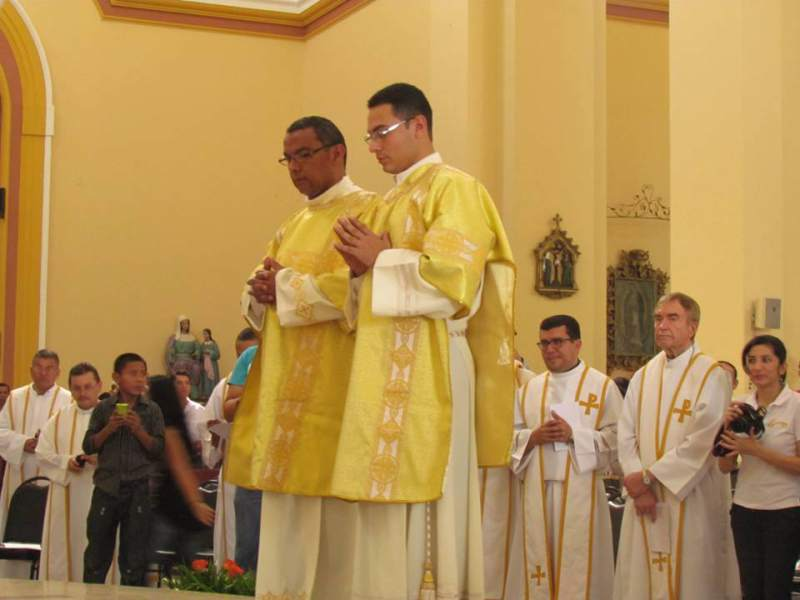 Cuatro sacerdotes han dado positivo al coronavirus en Honduras