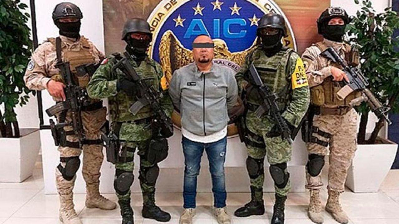 El Marro, quien era uno de los  criminales más buscados fue detenido en México