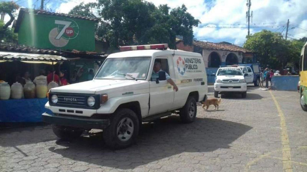 Seis personas mueren intoxicadas cuando lavaban una cisterna en Tegucigalpa