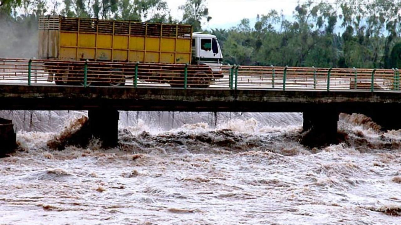 Emiten alerta amarilla para 8 departamentos de Honduras por alta probabilidad de deslizamientos