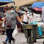circulación de hondureños en pandemia