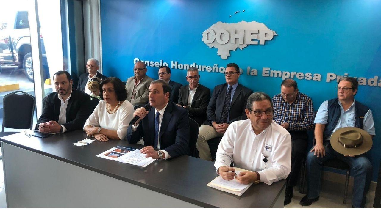 Se reincorpora el Cohep a la Mesa Multisectorial para la reactivación económica