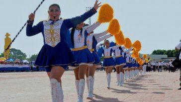 desfiles en nicaragua.