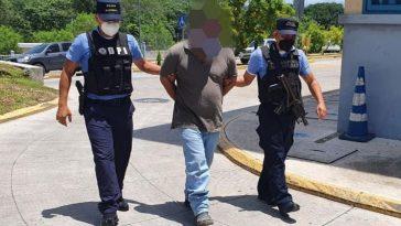 Ciudadano detenido