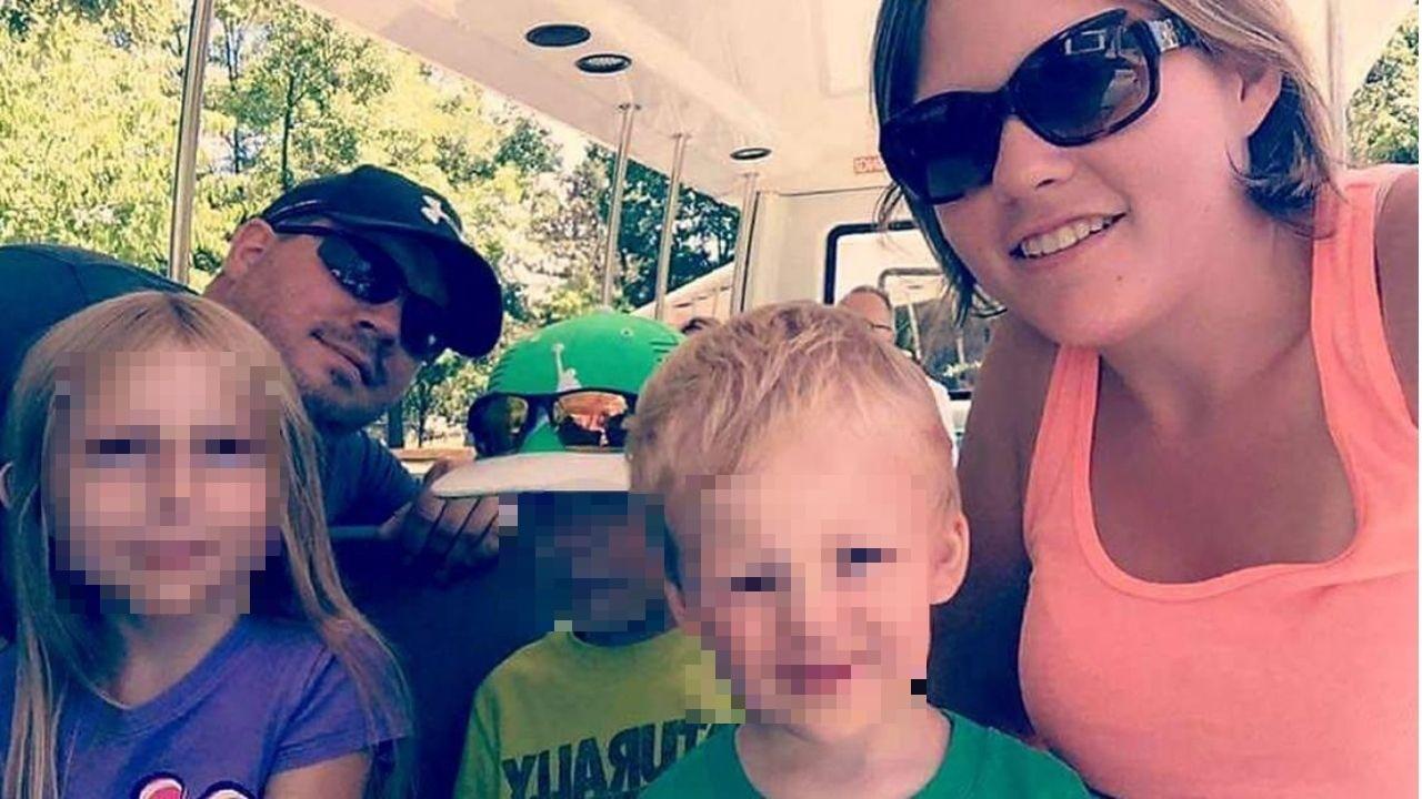 Hombre asesina sus tres hijos, esposa y su perro antes de suicidarse