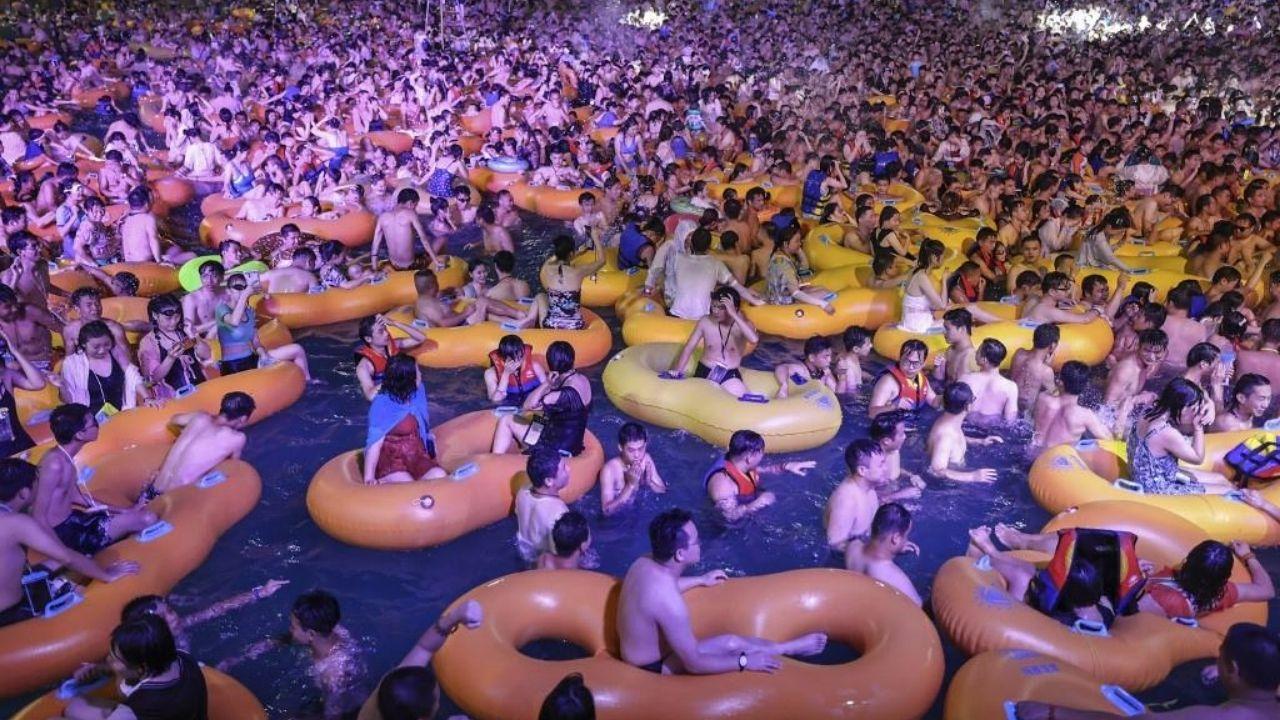 Polémica en China tras megafiesta tecno en Wuhan, ciudad de origen del covid-19